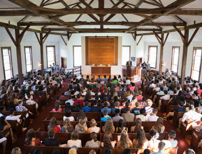 Opening Chapel