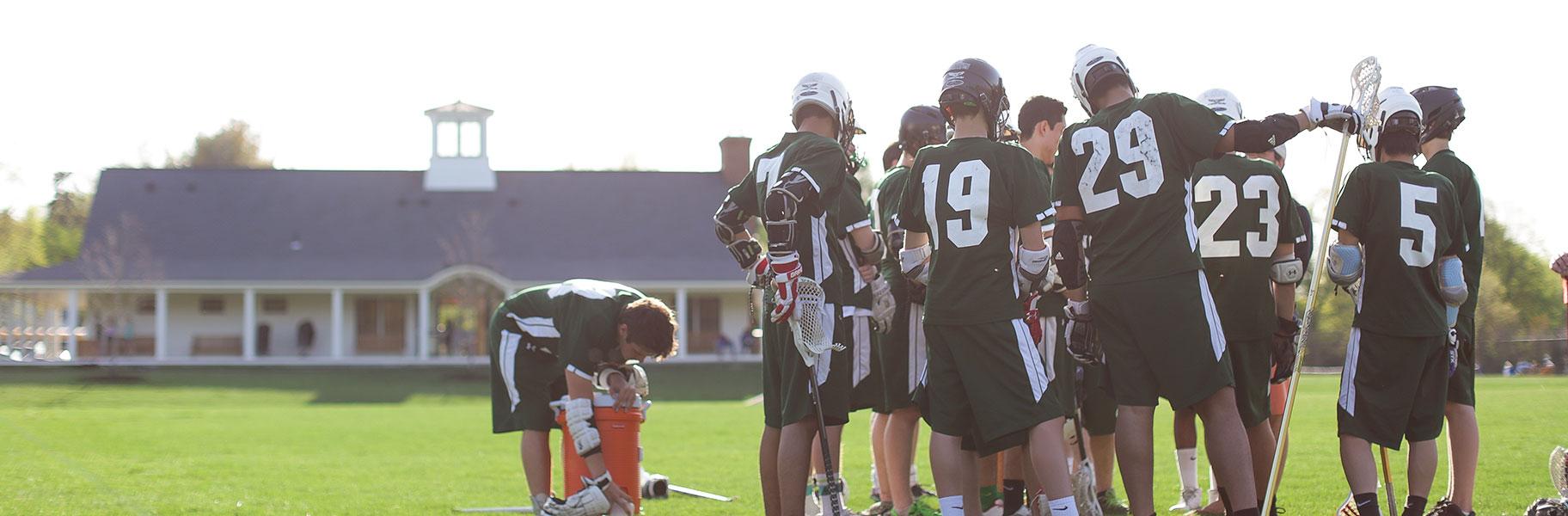 Boys Varsity Lacrosse at Concord Academy