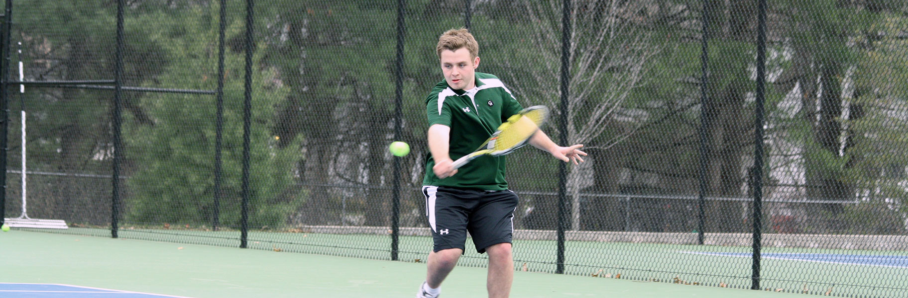 Boys Varsity Tennis at Concord Academy