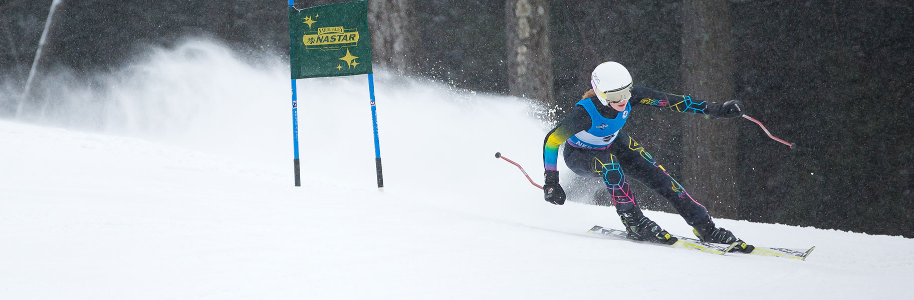 Girls Alpine Skiing at Concord Academy