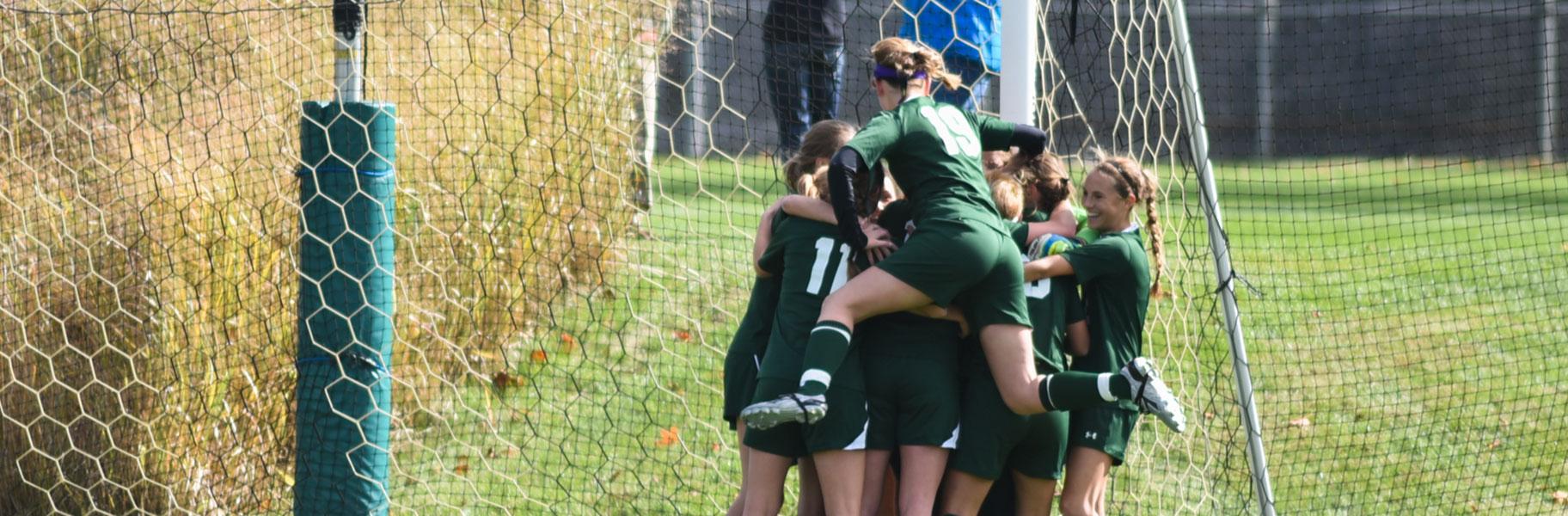 Girls JV Soccer at Concord Academy
