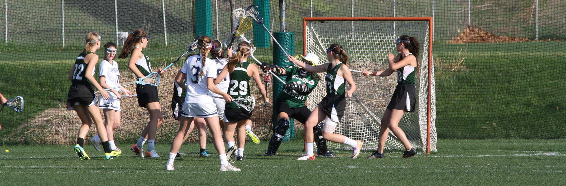 Girls Varsity Lacrosse at Concord Academy