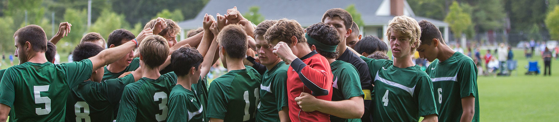Boys Thirds Soccer at Concord Academy