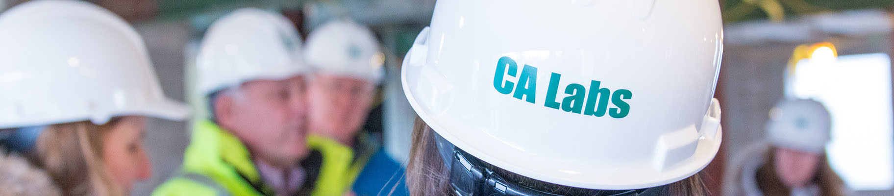 CA Labs Poised for Completion by September 1