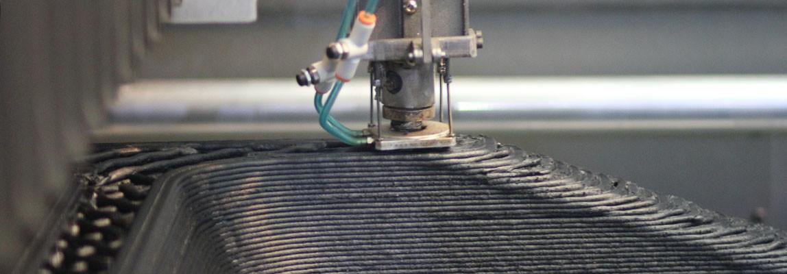The 3D-printing process