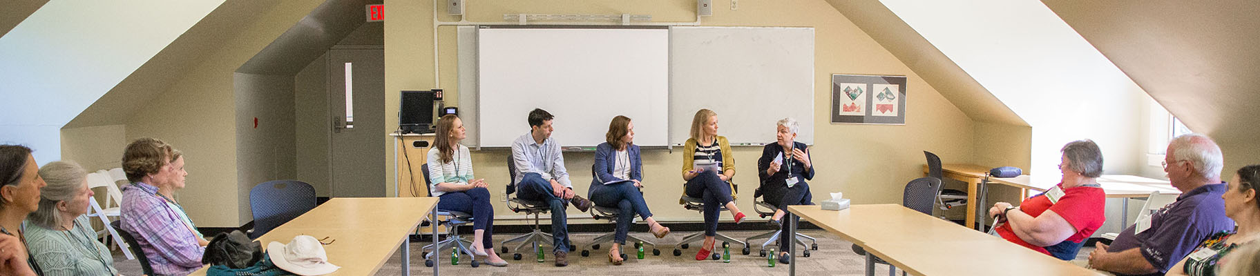 Reunion Weekend Alumnae/i Panel Tackles the High-Wire Act of Work-Life Balance 3