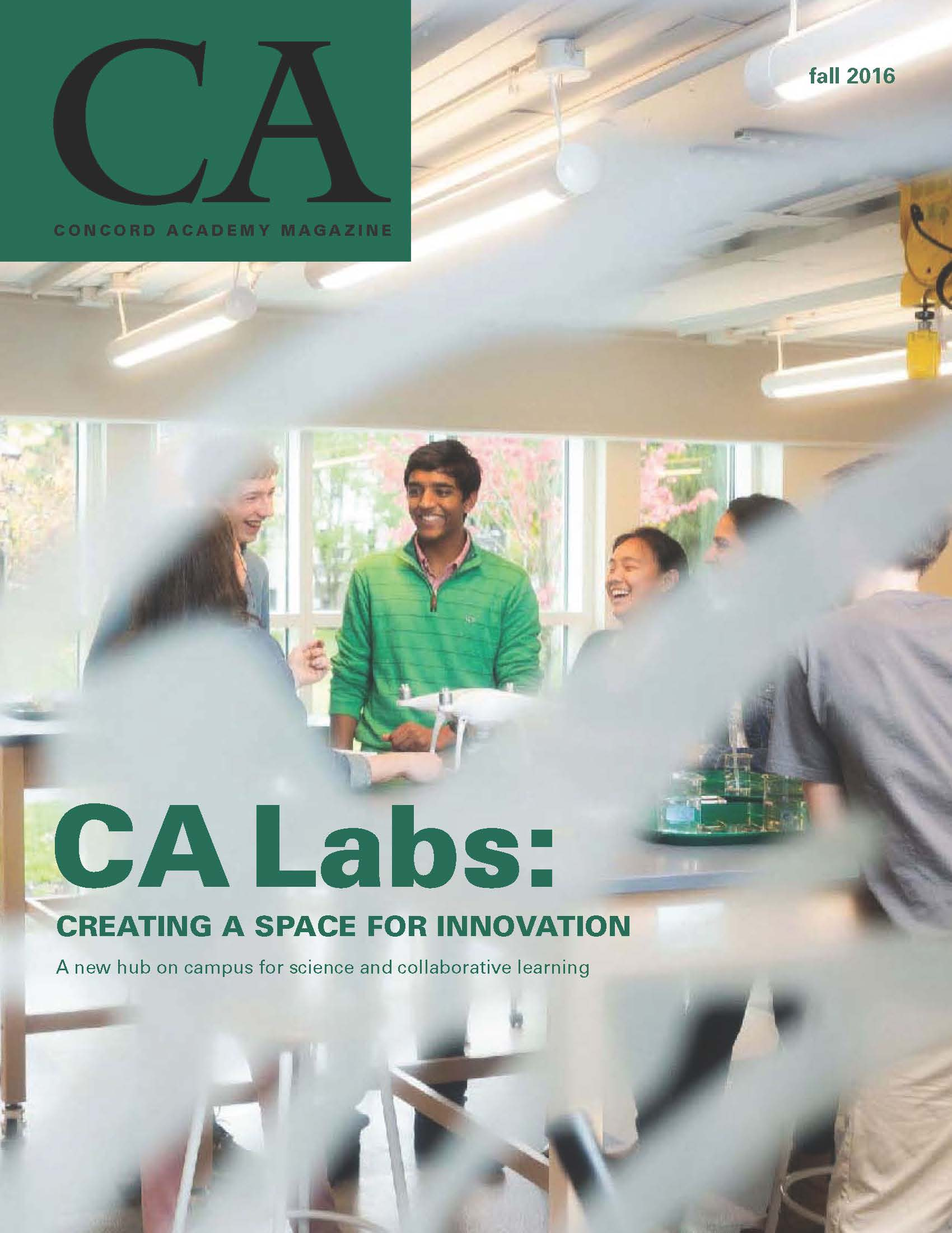 Fall 2016 Issue of CA Magazine 2