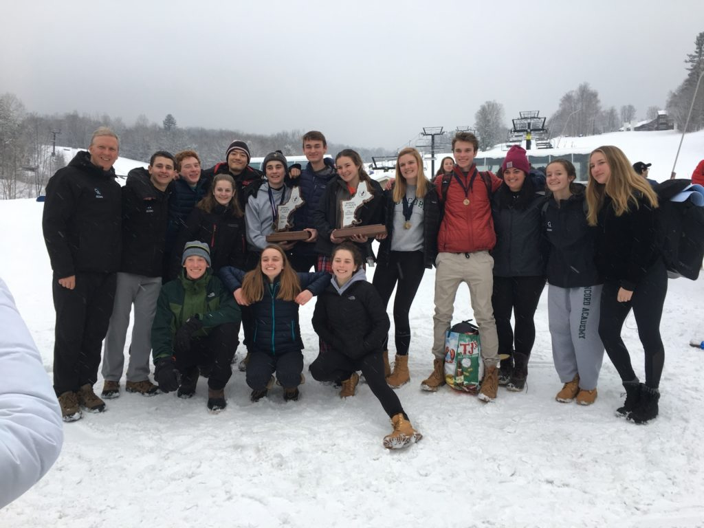Girls & Boys Ski Teams Earn 3rd Place at NEPSAC Championships