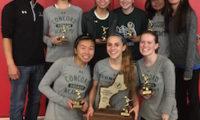 Girls' Varsity Squash, NEPSAC Champions 1