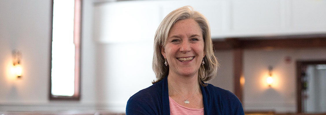 Sally Zimmerli: CA's New Dean of Students