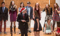 Concord Academy's 2017 Holiday Music Concert 3