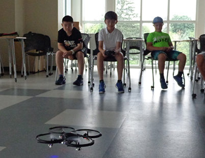 Specialty Camps Drone
