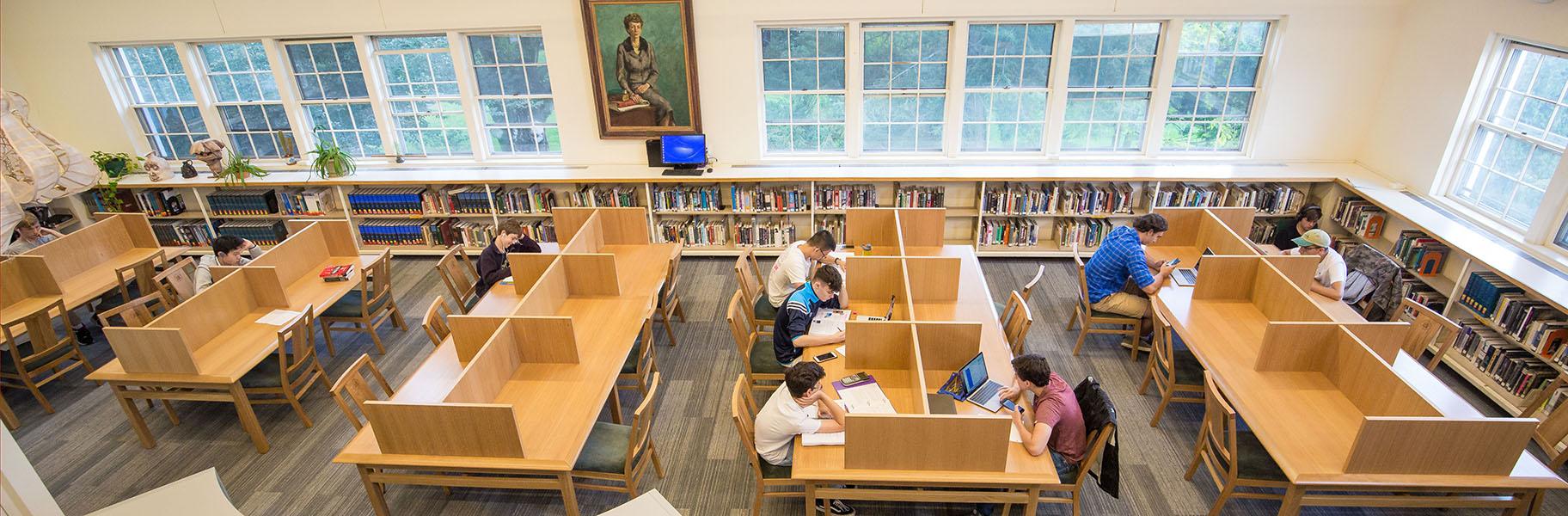 J. Josephine Tucker Library 3
