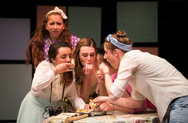 Directors' Workshop Festival Delivers a Great Evening of Theater 1