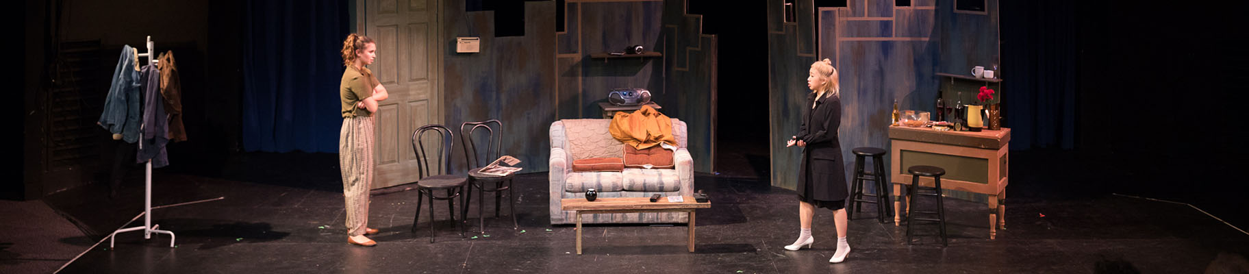 Directors' Workshop Festival Delivers a Great Evening of Theater 4