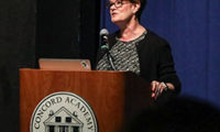 Promoting Women in Business: Davidson Lecturer Kim Williams P '08, '14 3