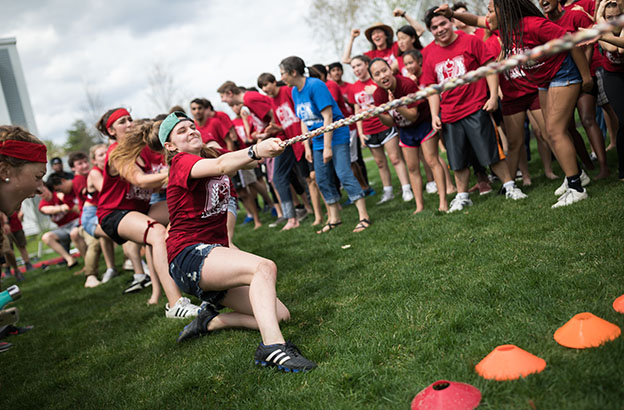 In a Surprise Revival of a CA Tradition, Field Day Delights and Unites the School Community 1