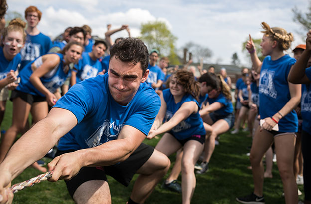 In a Surprise Revival of a CA Tradition, Field Day Delights and Unites the School Community 2