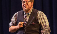 Storytelling Assembly with S. Bear Bergman Kicks Off CA's GSA-at-30 Celebration 3