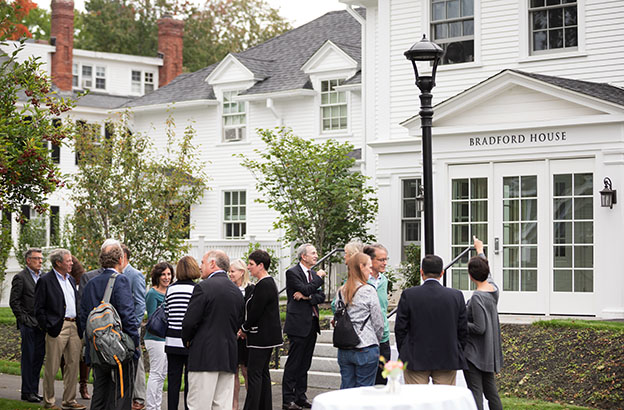 Celebrating Progress with CA Houses and Momentum in the Centennial Campaign, the Concord Academy Community Gathers in Gratitude 6