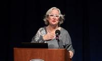 2018–19 Davidson Lecturer Patsy Aldana '64 Speaks about Migrant Children at Risk 4