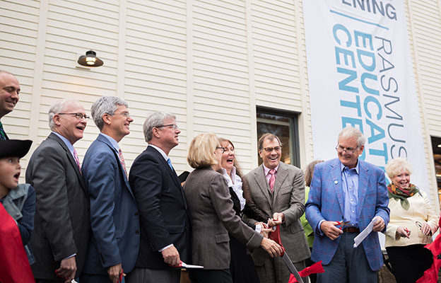 CA Singers Herald History at the Opening of the Concord Museum's Rasmussen Education Center 3
