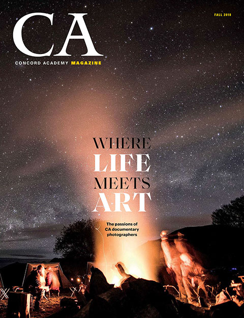 Fall 2018 Issue of CA Magazine