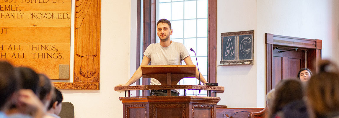Fighting Against Hate With Love: Mark Berger '06 on The Laramie Project 3