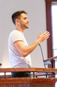 Fighting Against Hate With Love: Mark Berger '06 on The Laramie Project 4