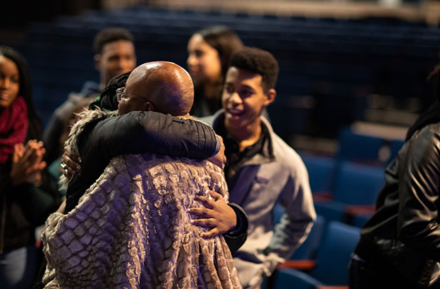 Sharing and Hearing Our Stories: Concord Academy Spends Martin Luther King Jr. Day 2019 in Listening and Reflection 3