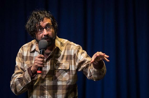 Comedian Hari Kondabolu Takes the Stage at CA 3