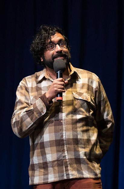Comedian Hari Kondabolu Takes the Stage at CA 5
