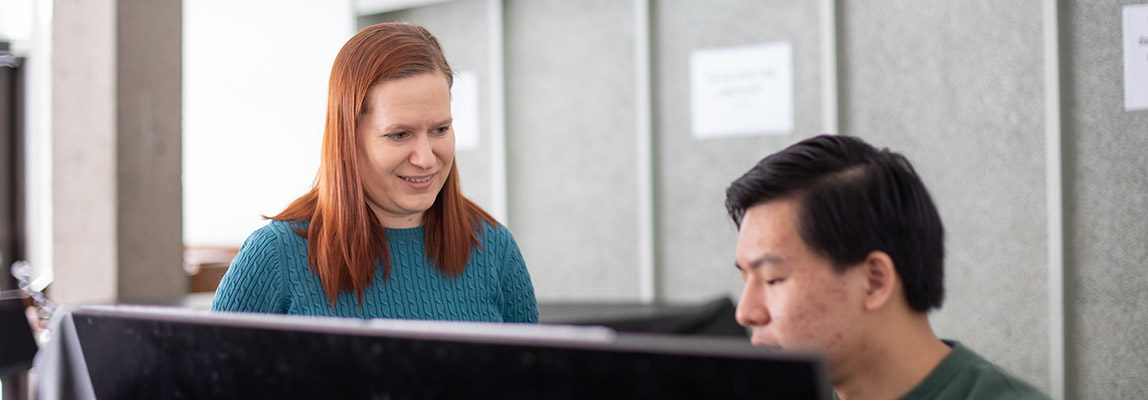 Composer-in-Residence Stefanie Lubkowski Is Getting Students Involved in Creating New Music