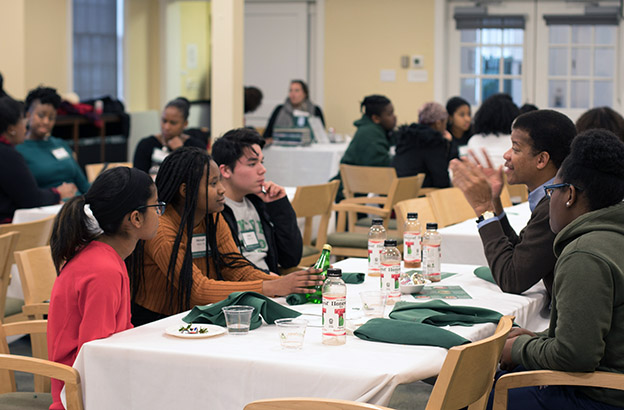 "Second Annual Alumnae/i and Student of Color Conference at Concord Academy: ""Navigating a Multicultural World"" 2"