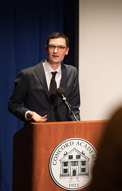 What the Spotlight Shows: 2018–19 Hall Fellow Josh Duboff '04 on Celebrity Journalism 5