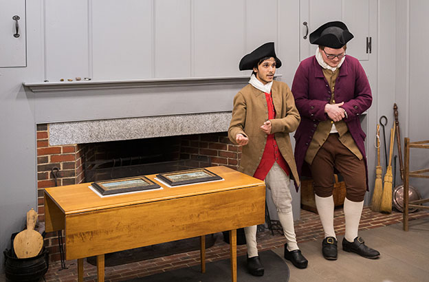 Object Lessons: CA Students in a History of Concord Class Illuminate the Past at the Concord Museum 5
