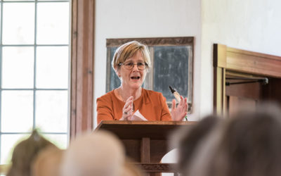 Concord Academy Honors Kate Morse Erwin' 69 with the 2019 Joan Shaw Herman Award
