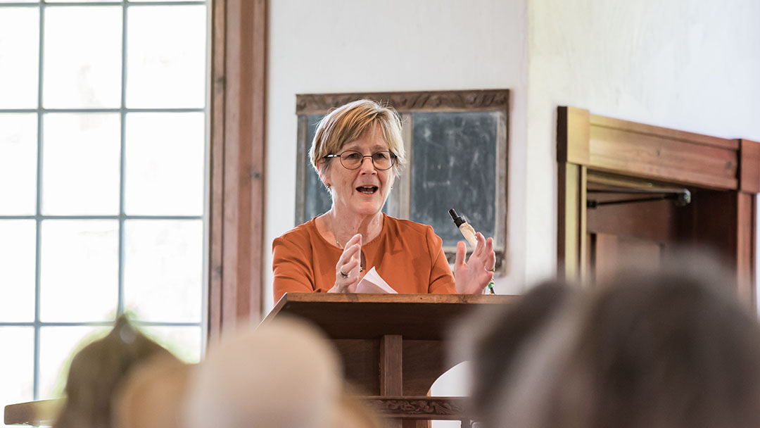 Concord Academy Honors Kate Morse Erwin' 69 With The 2019