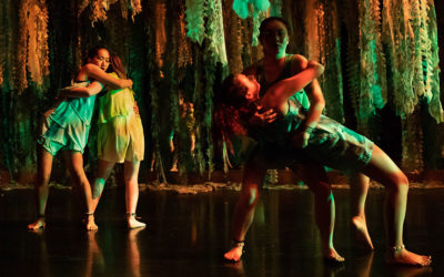 Art and Climate Activism Intersect in CA Dance Project's Bewilderness