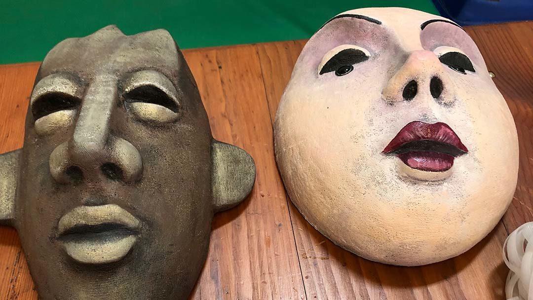 Empathy for the Mask: CA Theater Teacher Shelley Bolman's Summer Studies