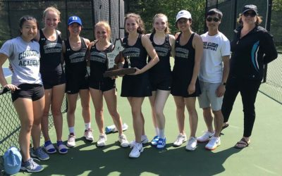 Gaining the Advantage: Girls Varsity Tennis Continues Its Winning Ways