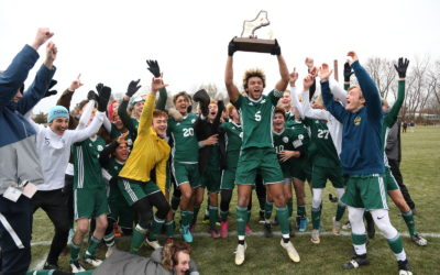 Concord Academy Boys Varsity Soccer Captures EIL and NEPSAC Titles