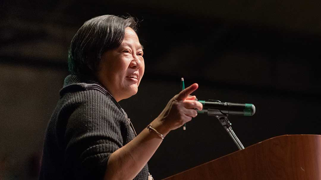 2020 Centennial Hall Fellow Anita Lo '84 Shares Insights on Food, Culture, and Community