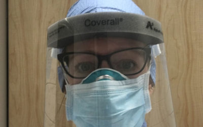 Elizabeth Temin '86: A CA Alumna on the Pandemic's Front Lines