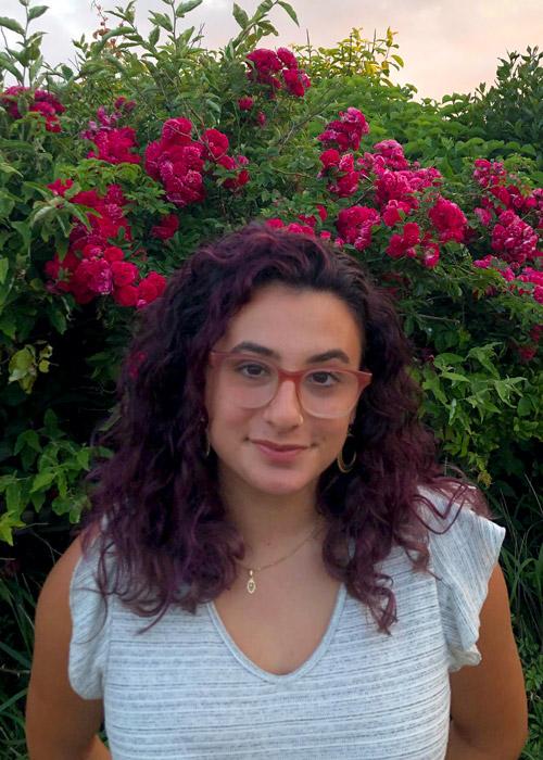 Isadora Goldman Leviton '21