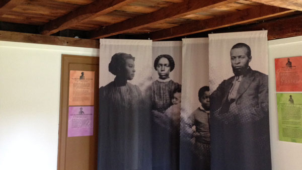 Connecting Concord with Local African American History