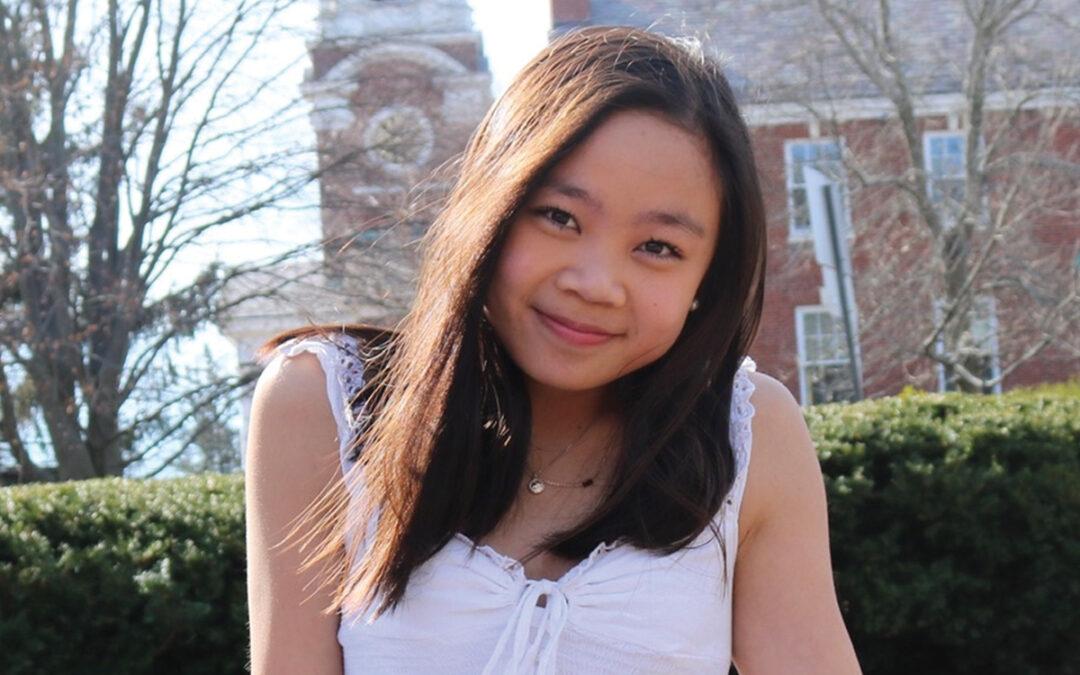 Melanie Chen '21