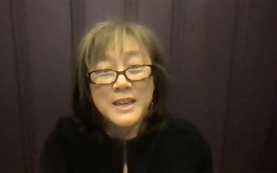 2021 Davidson Lecturer Helen Suh '81 Speaks Virtually at CA