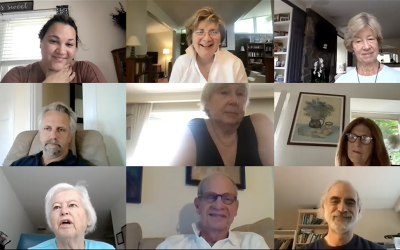 Reunion 2021: A Monthlong Series of Virtual Events Connects Alumnae/i with One Another and CA Today