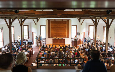 Convocation Begins CA's 2021–22 School Year with a Focus on Openness, Optimism, and Curiosity